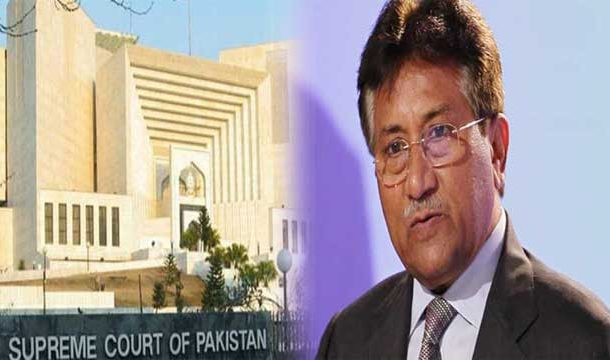 It's Government's Responsibility to Bring Musharraf Back: SC