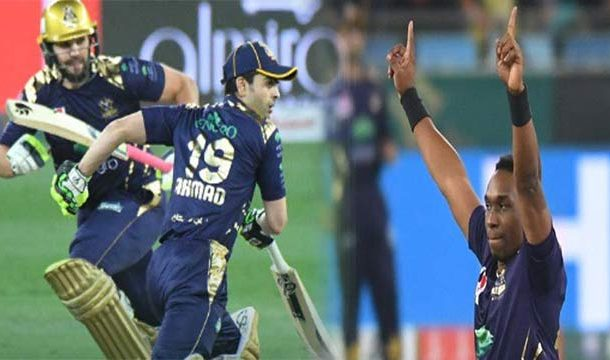 PSL: Gladiators Pick Up 6 Wicket Win Over Sultans