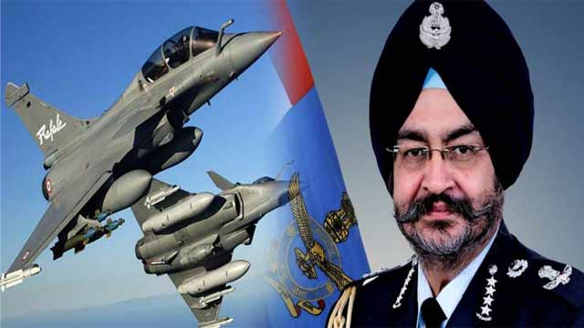 Once Rafales Come, Pakistan Won't Dare to Violate LoC: IAF Chief