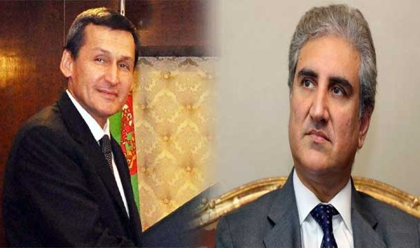 Turkmen Foreign Minister Likely to Arrive Pakistan Today
