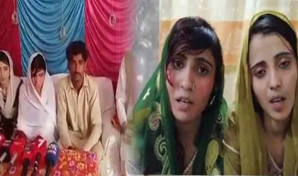 Hindu Girls Reject Speculations of Forced Conversion
