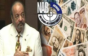 Agha Siraj Durrani, Co-Accused Indicted in Assets Reference