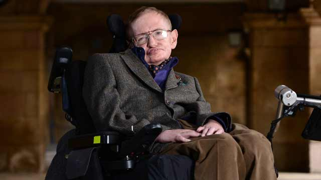 Death Anniversary of a Successful Scientist Stephen Hawking Today