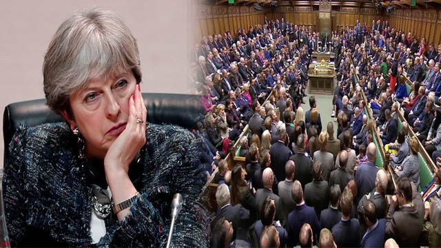 Theresa May's Brexit Deal Rejected for Second Time