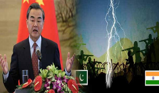 China Played Effective Role in Defusing Pak-India Tensions