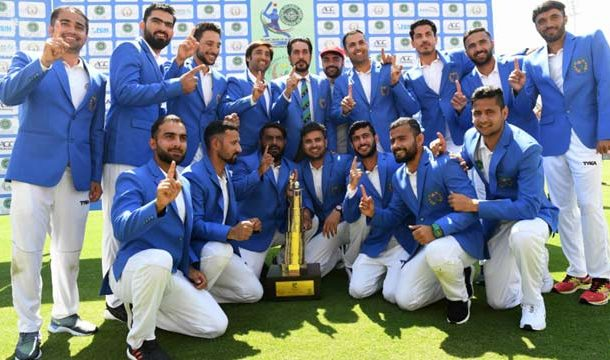 Afghanistan Claims Historic First Ever Test Victory