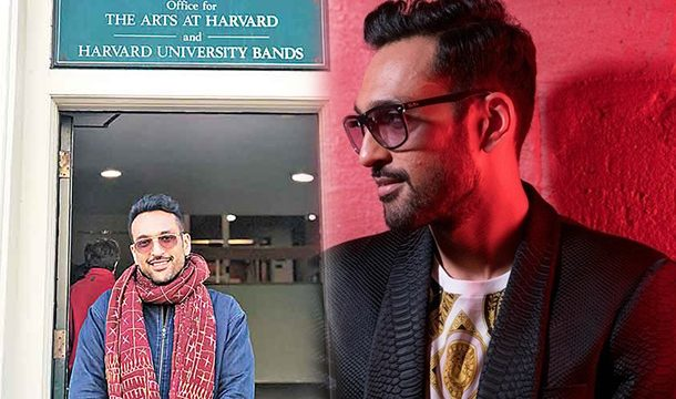 Ali Sethi To Perform At Harvard Arts Festival Finale