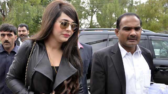 Money Laundering: Court Declares Ayyan Ali Proclaimed Offender