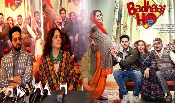 Ayushmann khurrana's Badhaai Ho All Set to Remade In 4 Different Languages