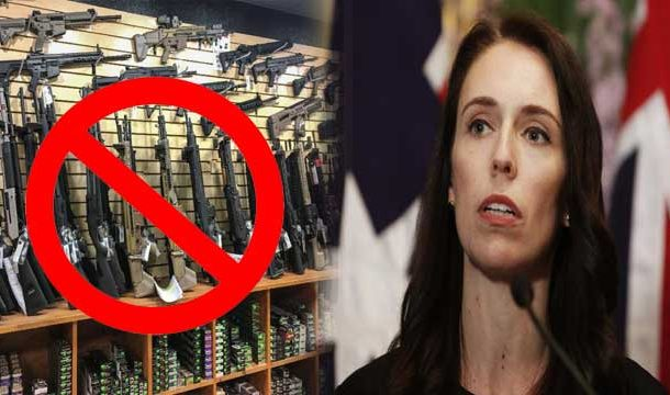 All Military Style Weapons, Assault Rifles Banned in New Zealand
