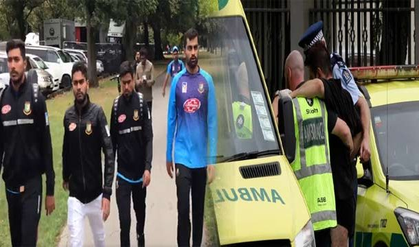 New Zealand: Bangladesh Cricket Team Narrowly Escapes in Mosques Shooting