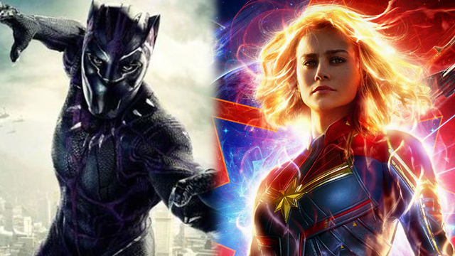 Is Captain Marvel As Successful As Marvel's Former Hits?