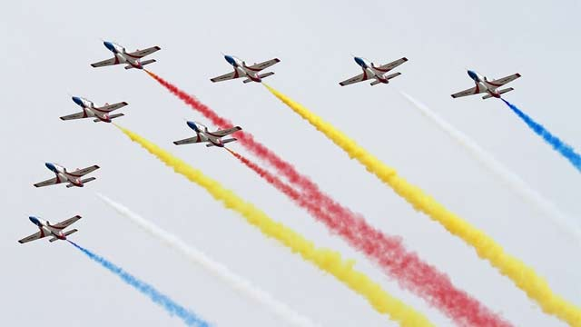 Chinese Jets to Perform at Pakistan Day Parade