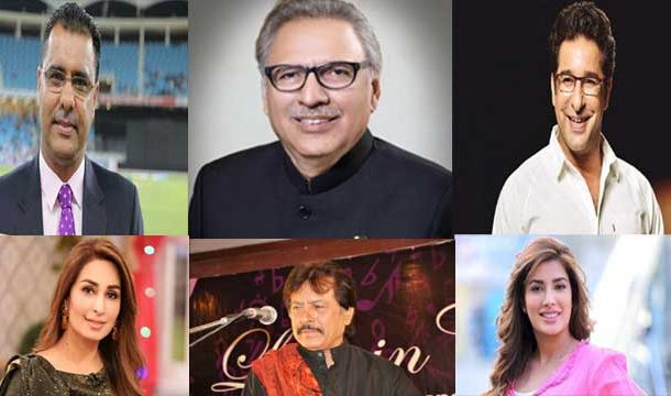Cricketers, Actors Among 127 to Receive Civil Awards on March 23