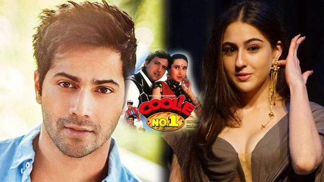 Varun Dhawan and Sara Alia Khan To Star Together In The Remake Of Coolie No 1