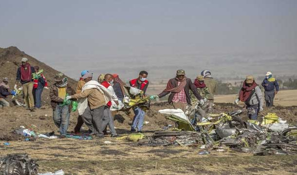 US Aviation Experts Join Ethiopian-Led Investigation at Plane Crash