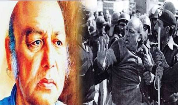 Death Anniversary of Revolutionary Poet Habib Jalib Today
