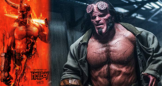 Hellboy Release Date In Pakistan Is Announced!!