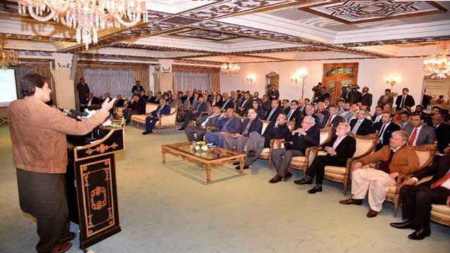 PM Imran Khan Launches Low Cost Housing Finance Policy
