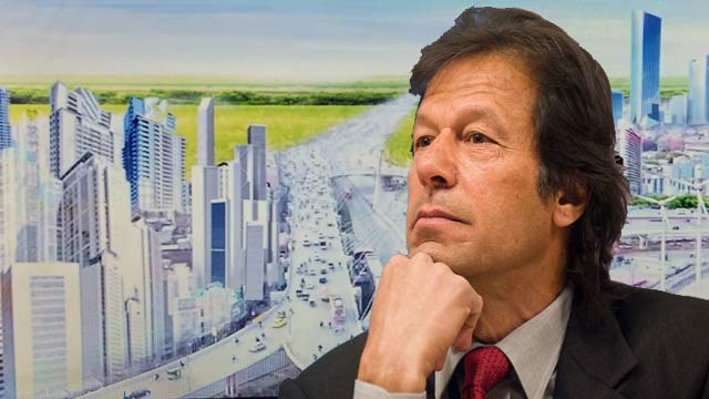 Here's How  PM Khan Envisions Future Cities in Pakistan