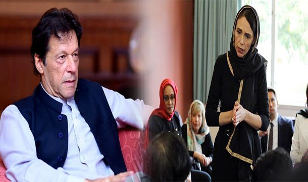 Arden Wins Many Admirers in Pakistan: PM Khan