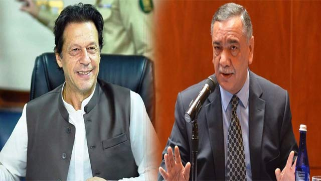 PM Imran Welcomes CJP's Action Against False Testimony