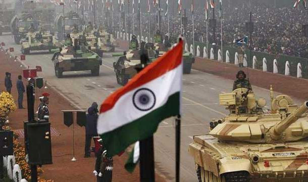 India Among World's Larger Weapons Importer