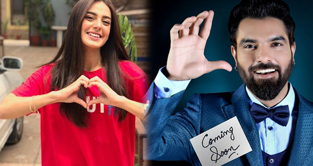 Did Iqra Aziz Just Proposed to Yasir Hussain? Lets Dig In