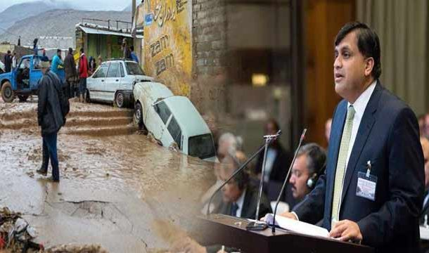 Pakistan Extends Condolences Over Flash Floods in Iran