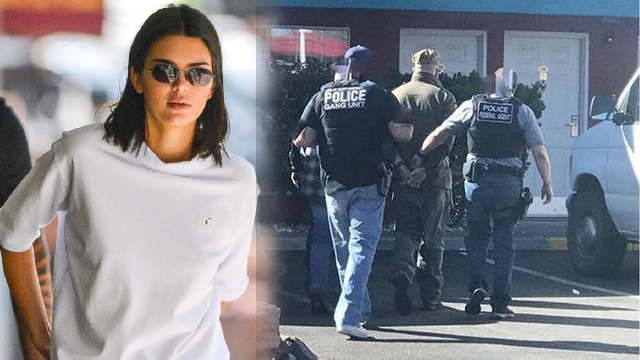 ICE Arrests The Alleged Stalker Of Kendall Jenner; Will Be Deported To Canada