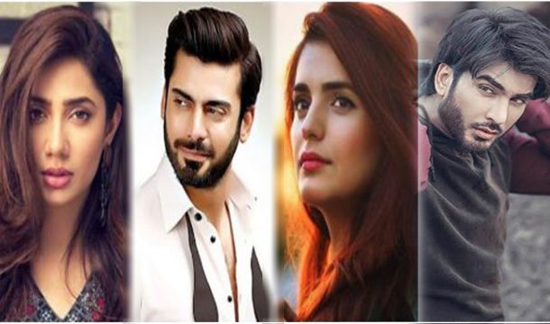 4 Pakistani Stars Nominated for 100 Most Beautiful Faces of 2019