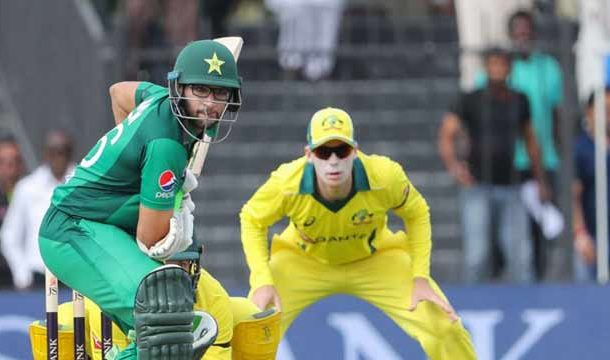 Pak-Australia 4th ODI to be Played Today
