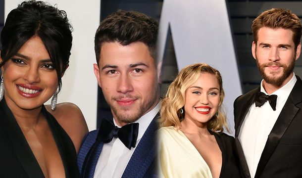 Priyanka Chopra And Nick Jonas Wishes To Go On A Double Date With Miley Cyrus And Liam Hemsworth