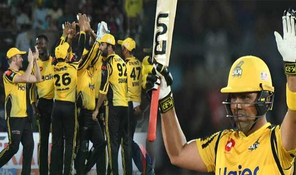 PSL: Kamran Akmal, Hassan Ali Shine Against Karachi Kings