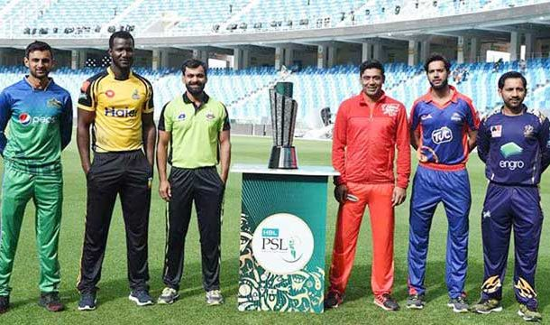 Here's Playoffs Schedule for PSL 2019