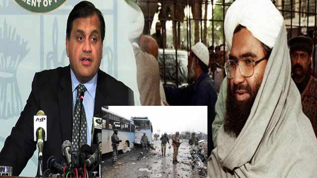No Links Found Between Masood Azhar and Pulwama Incident: Pakistan