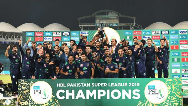 Quetta Gladiators Finally Clinch PSL 2019 Trophy