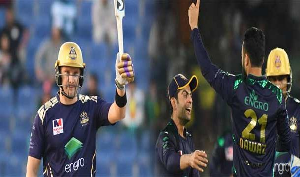 Quetta Gladiators Qualify for PSL Final, Beat Peshawar Zalmi