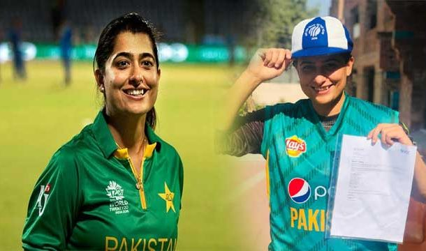 Sana Mir Named to ICC ODI Team of The Year