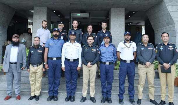 Sindh Police Introduces New Uniforms