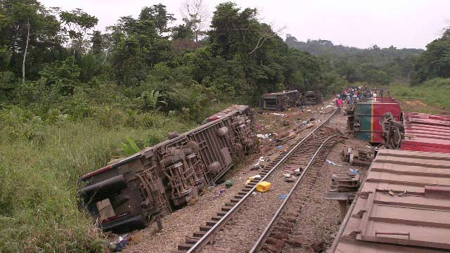 DR Congo: 24 killed, Several Inured in Train Derailment