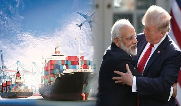 India-US Trade at a Glance