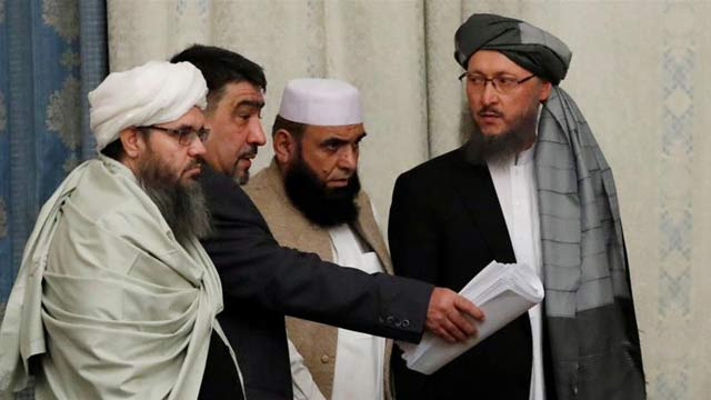 No Understanding Reached About Any Agreement or Document: Taliban