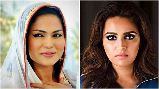 Cat Fight Between Veena Malik & Swara Bhaskar is Buzzing Around Social Media