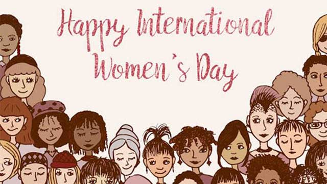 International Women's Day Being Celebrated Today