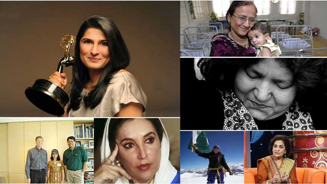 Paying Tribute to Most Inspiring and Influential Women of Pakistan