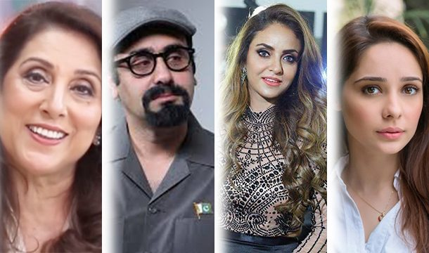 Top Pakistani Celebrities Earning Money Through YouTube Channels