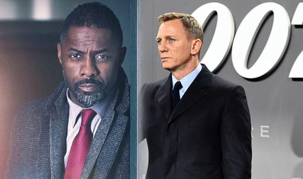 Is Idris Elba The Next James Bond?