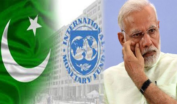 India is Opposing a Possible IMF Bailout for Pakistan