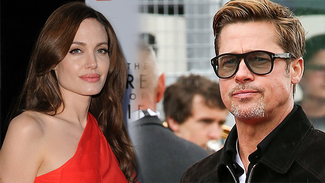 Brad Pitt And Angeline Jolie Are Now Officially Single